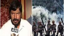 Ramdas Athawale bats for SC, ST reservation in Indian Army