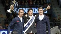 Guerdat signals intent for start of 2016/2017 Longines FEI World Cup Western European League in Oslo