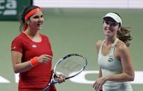 Watch 2016 Australian Open semifinal live: Sania Mirza/ Martina Hingis vs Julia Goerges/Karolina Pliskova live streaming information
