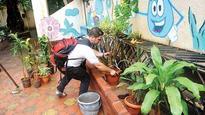 Israeli students install water-harvesting project in Mumbai school