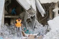 Talks to extend Syrian 'calm' in fighting to Aleppo