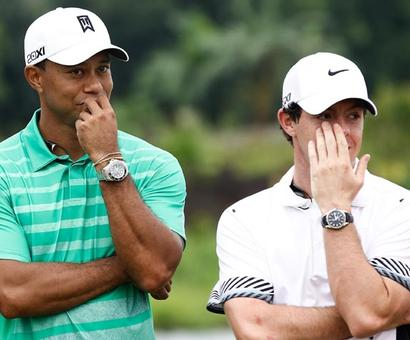 Why Tiger Woods texts McIlroy at 4am