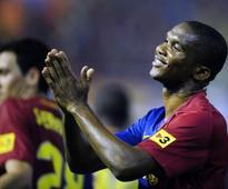 Former Barcelona player Samuel Eto'o may face 10