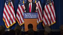 Donald Trump is emerging with a coherent foreign policy