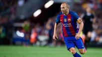 Spanish Super Cup: Injured Barcelona skipper Andres Iniesta to miss return leg against Real Madrid
