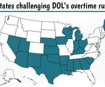 States, Business Groups File Suits to Halt DOL Overtime Rule