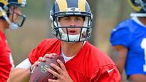 Todd Gurley on No. 1 pick Jared Goff: 'Couldn't ask for a better QB'