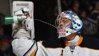 Sabres goalie Makarov signs in KHL