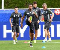 Germany's Boateng faces fitness test ahead of Slovakia clash