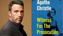 Hey Agatha Christie fans! Buckle up for Ben Afflecks adaptation of Witness for the Prosecution