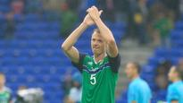 Jonny Evans urges Northern Ireland to cement legacy by continuing Euros journey