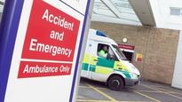 A&E patient safety 'not guaranteed'