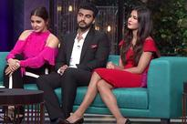 This promo of Karan Johar having a meltdown because of Anushka Sharma and Katrina Kaif is hilarious