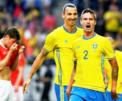 Euro warm-ups: Zlatan stars as Sweden sign off with Wales win; Czech stunned