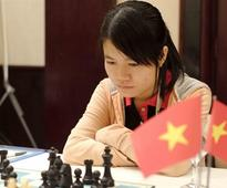 Vietnam lose to Russia in Chess Olympiad