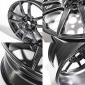 Ford GT's carbon fibre wheels