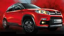 Maruti's Vitara Brezza enters top ten best-selling passenger cars list