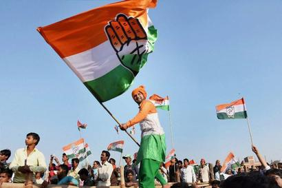 Congress on top in Goa, BJP suffers setback