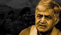 Ex-Army chief VP Malik: