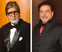 Amitabh Bachchan - Shatrughan Sinha together again