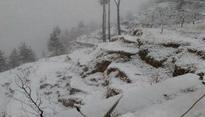 Schools shut following fresh snowfall in Doda