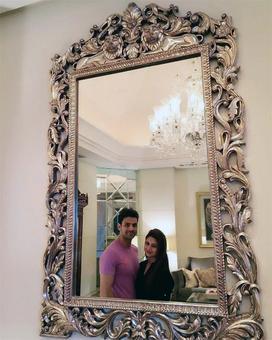 PIX: Divyanka-Vivek's romantic honeymoon