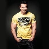 John Abraham the ad mad man!
