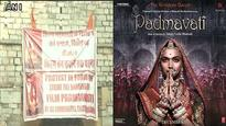 'Padmavati' protest: Entry to Chittorgarh Fort closed