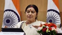 Sushma Swaraj asks Indian envoy to call on Bdesh PM over attack on Hindus