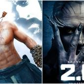 Robot 2.0 v/s Baahubali 2: Who won Round 1? Here are details!