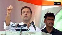 Rahul comes in firing line of BJP for Bengaluru barbs