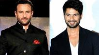 Nothing juicy to share: Shahid Kapoor on working with Saif Ali Khan in Rangoon!