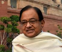 Chidambaram unhappy over House disruptions