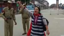 Watch: Woman's video raising patriotic slogans in Srinagar's Lal Chowk on Independence Day goes viral