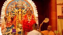 Durga Ashtami: Thousands gather for Kumari Puja at Belur Math near Kolkata