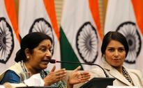 Sushma Promises Aadhaar Card for NRIs, Invites Them to Participate in Country's 'Growth Story'