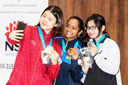 Junior ISSF World Cup: India's Elavenil wins gold, bronze for Babuta