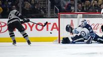 Jets cough up 3rd period lead to Kings, lose in OT