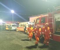 China Mine Accident: Two More Bodies Recovered as Death Toll Reaches 11