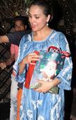 SEE PICS: Lara Dutta with hubby Mahesh Bhupathi and daughter Saira celebrate Christmas