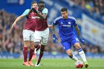Spotted: Chelsea star Cesc Fabregas drops hint that winger has returned to Stamford Bridge