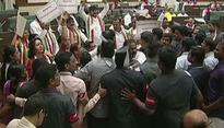 Telangana Assembly: 2 Cong MLAs expelled, 9 suspended