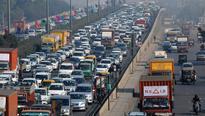 Traffic around Kingdom of Dreams crawls on Day 2 of Pravasi Divas