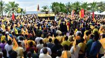 MDP slams pres over new anti-terror law