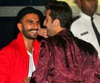 Ranveer Singh's special surprise for Ranbir Kapoor's birthday