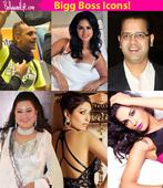 Bigg Boss: Dolly Bindra, Imam Siddique, Pooja Misrra  a look at the iconic contestants of Salman Khan's show!