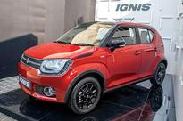Two-month waiting for Maruti Ignis
