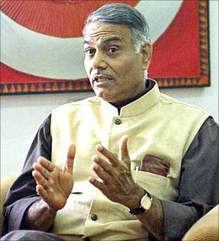 Modi government 'misguided' on NSG, says BJP veteran Yashwant Sinha