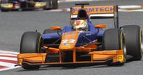 Frijns wins GP2 Feature Race