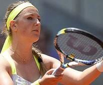 Crashes out to Makarova in Madrid: Victoria Azarenka